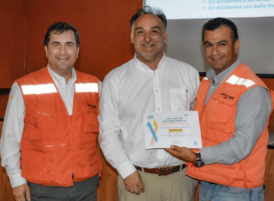 Chile-Safety-Award